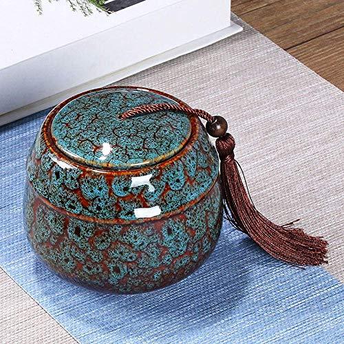 Théière en céramique thé couleur glaçure pot à thé en céramique réveil mini fleur ensemble de thé accessoires créative décoration de la maison ornemen