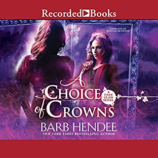 A Choice of Crowns audiobook cover art