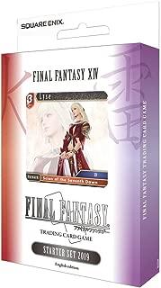 Final Fantasy TCG Starter Deck XIV Opus 8