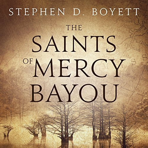 The Saints of Mercy Bayou audiobook cover art