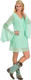 Wrangler Junior's Rock 47 Long Sleeve Dress