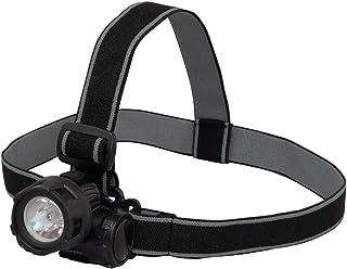 アイリスオーヤマ LED 懐中電灯 ヘッドライト ズーム機能付き 450ルーメン 防災グッズ 防災 キャンプ 登山 LWH-450Z