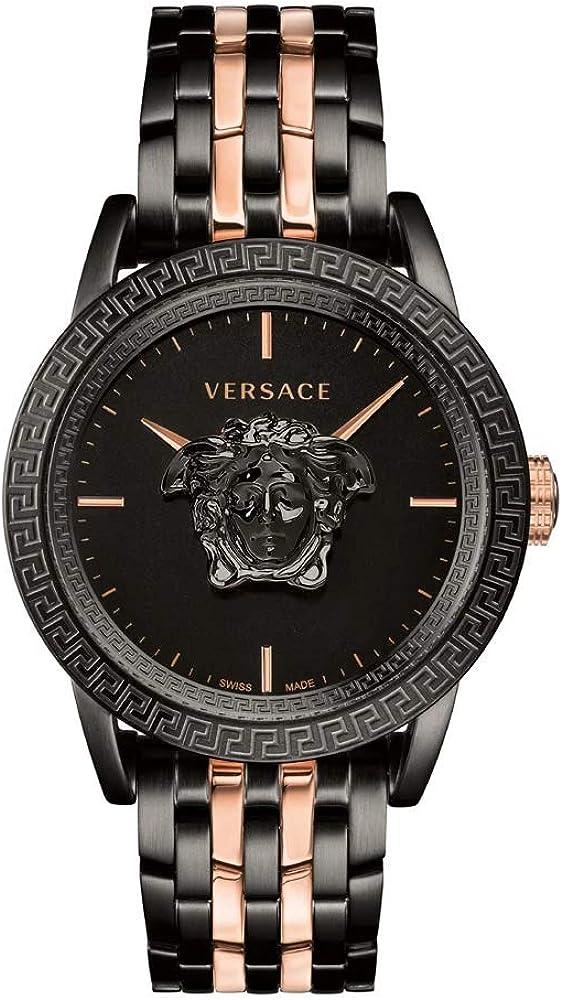 Versace palazzo empire herrenuhr orologio da uomo in acciaio inossidabile VERD00618