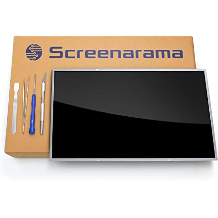 LCD LED Display with Tools Glossy SCREENARAMA New Screen Replacement for Toshiba Satellite C55-A5310 HD 1366x768