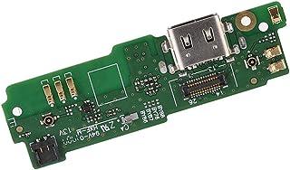 Xperia XA1 Ultra G3226/G3223/G3212/G3221に対応 マイクロUSB充電器コネクタ フレックスケーブル リアテールプラグ 修理店舗使用品