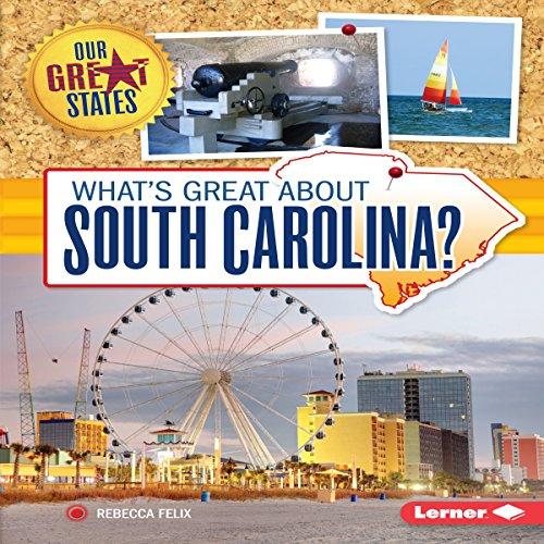 What's Great About South Carolina? copertina