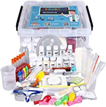 Kit di Esperimenti Scientifici per Bambini, Giochi Educativi E Scientifici, Adatto A Bambini di età Compresa tra 5 E 10 Anni da Usare, Vestire E Giocare Ruoli