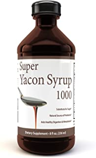 Super Yacon Syrup 1000