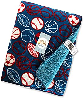 Baby Bucket Baby's Double Layer Velvet Fleece AC Blanket