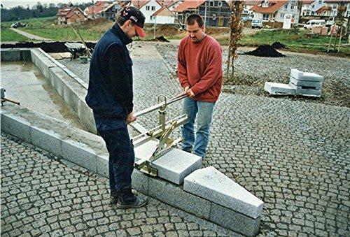 Trittstufenversetzzange TSV Backen-L. 200mm Eintauch-T. 125mm Gewicht 18kg