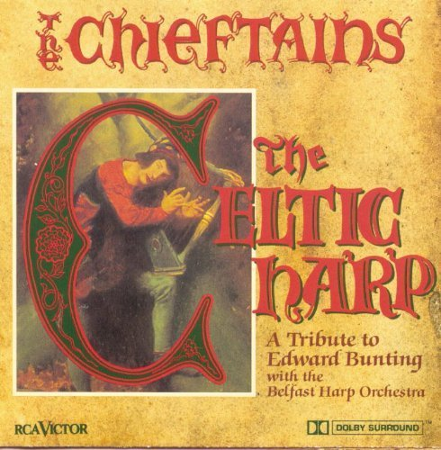 Celtic Harp by Chieftains (2009) Audio CD
