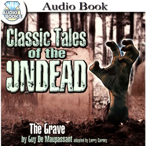 The Grave audiobook cover art