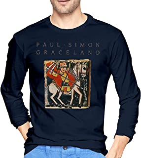 Man Paul Simon Graceland Long Sleeves Tshirts