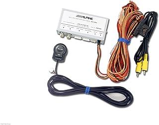 Alpine KCX C200B KCX C200B Duale Multikamera Anschlussbox