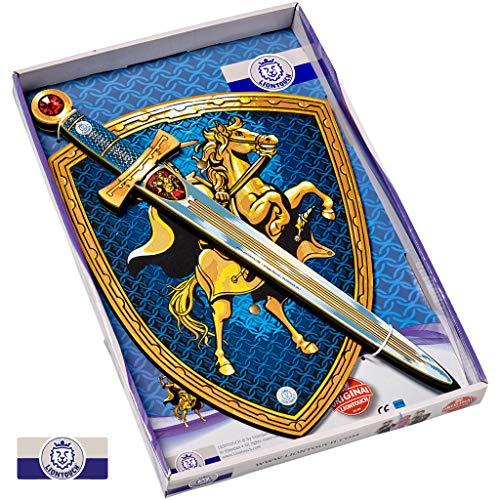 Liontouch 29400LT Set De Caballero con Espada Y Escudo para Niños