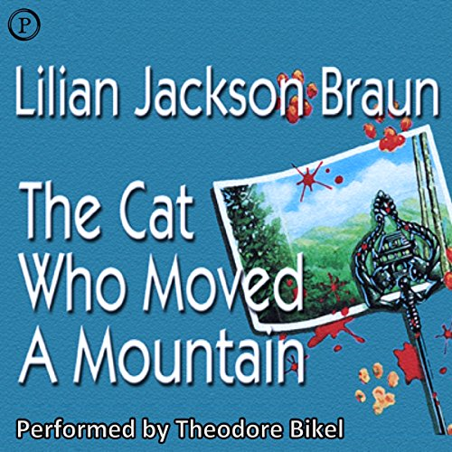 The Cat Who Moved a Mountain cover art