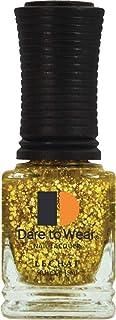 Lechat Dare to Wear Nail Polish Salon Lacquer - Golden Bliss [DW135]