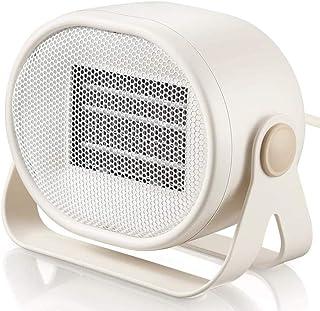 YHLZ Calentador eléctrico de calefacción domésticos de ahorro de energía de calefacción pequeño escritorio de velocidad del ventilador del radiador caliente calentador de aire caliente de escritorio m