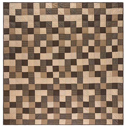 VHC Brands 10146 Kettle Grove Luxury King Quilt 105x120
