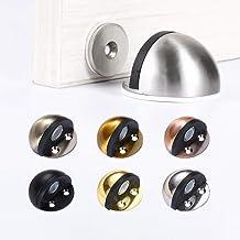 Magneet Stainless Steel Door Stop, Rubber Deur Stop 45 × 26mm / 1,77 X 1.02in, Anti-collision Door Stop Wand Bescherming, ...