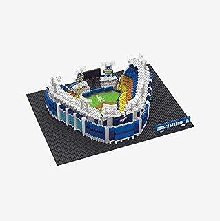 Foco MLB unisex 3D BRXLZ- STADIUM, Los Angeles Dodgers, Team Color, One Size