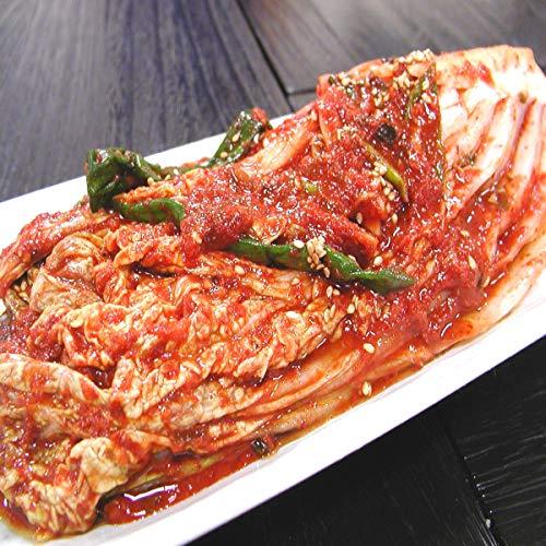 白菜キムチ500g 浅漬けから楽しめる。
