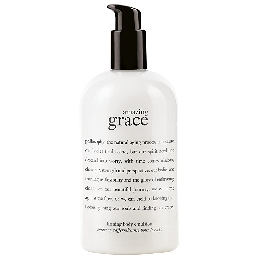 分離誕生ガード哲学驚くべき恵みシャワージェル480ミリリットル (Philosophy) (x2) - Philosophy Amazing Grace Shower Gel 480ml (Pack of 2) [並行輸入品]