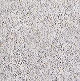 Dekogranulat / Dekosteine (2-3 mm), 1 kg, weiß