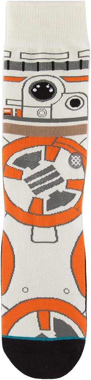Star Wars Men's Bb8 Classic Crew Sock