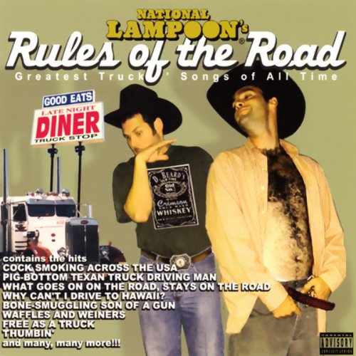 Rules of the Road cover art