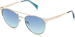 Just Cavalli Oval Women'S Sunglasses - 56-17-140Mm, 140 mm Blue (JC750S 32W 56 32W)