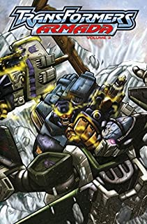 Transformers: Armada Volume 3 (v. 3)