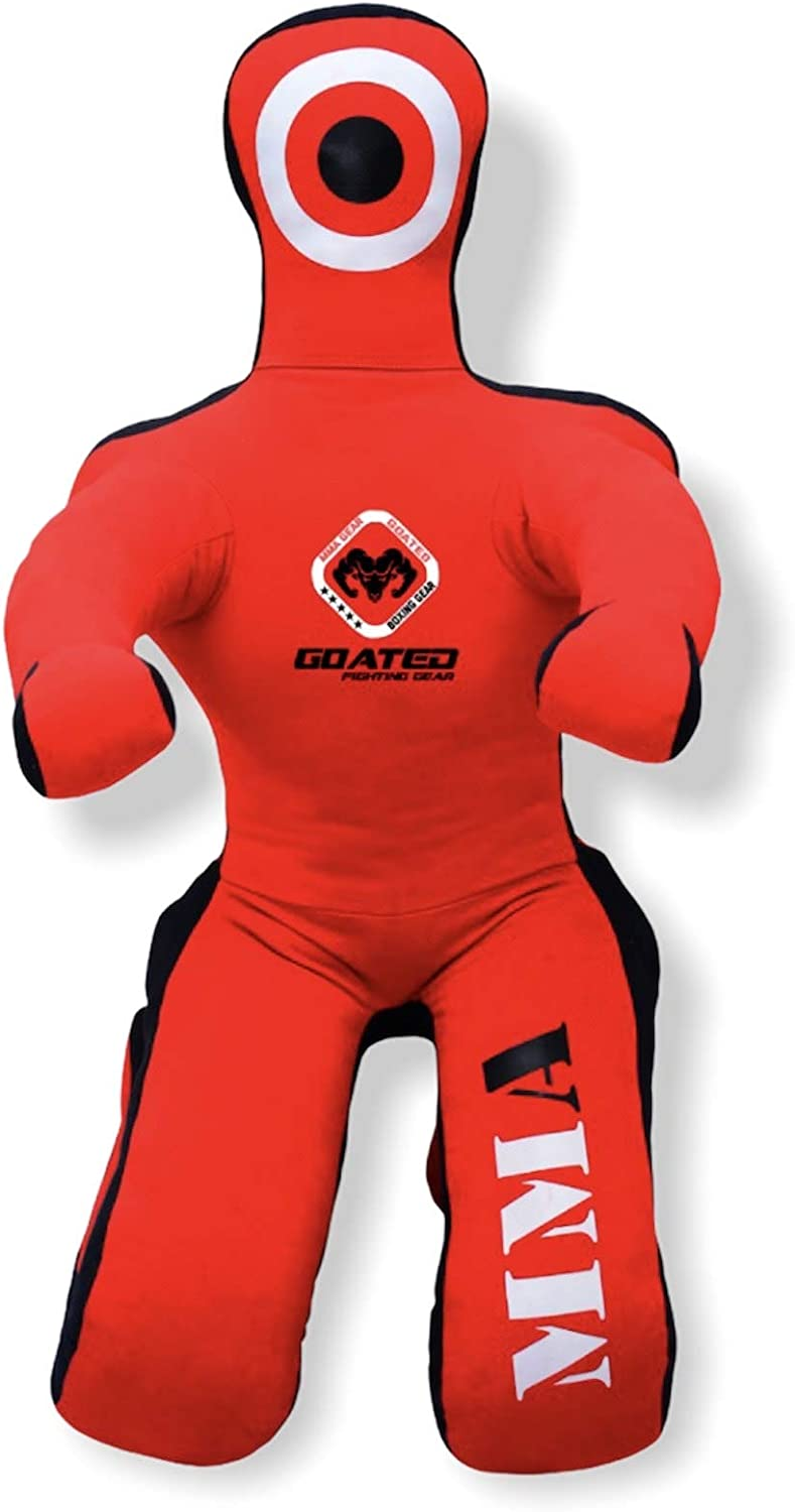 GOATED Fighting Gear MMA Choice Grappling Dummy El Paso Mall - Punching Dummies
