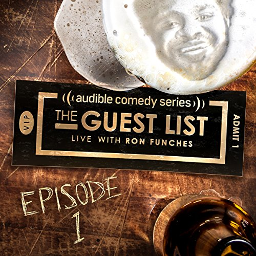 Ep. 1: Ron Funches' Secrets cover art