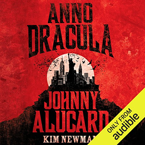 Johnny Alucard audiobook cover art