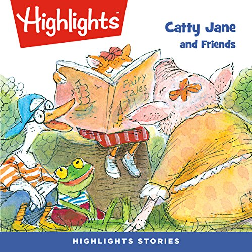 Catty Jane and Friends copertina