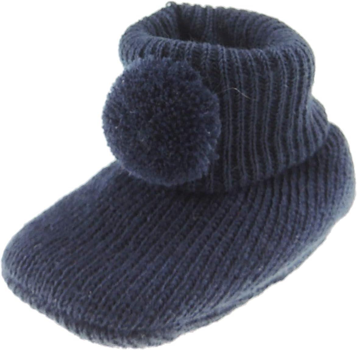 Chaussette Hats By Cressida B/éb/é gar/çon 0 /à 24 mois Bleu Bleu