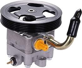 LSAILON 21-5142 Power Steering Pump For 1999-2003 Mazda Protege,2002-2003 Mazda Protege5 Assistance Pump