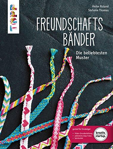 Freundschaftsbänder: Die beliebtesten Muster (kreativ.startup.)