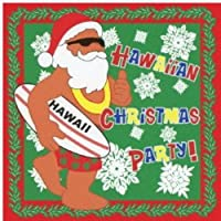 Hawaiian Christmas Party!