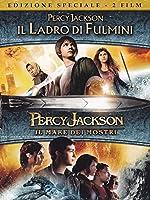 Percy Jackson 1 + 2 Collection (CE) (2 Blu-Ray) [Italian Edition]