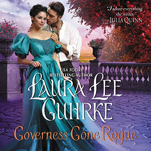Governess Gone Rogue cover art