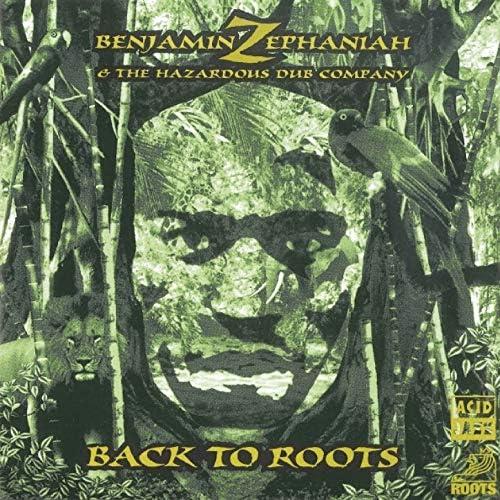 Benjamin Zephania