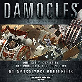 Damocles: Warhammer 40,000 cover art