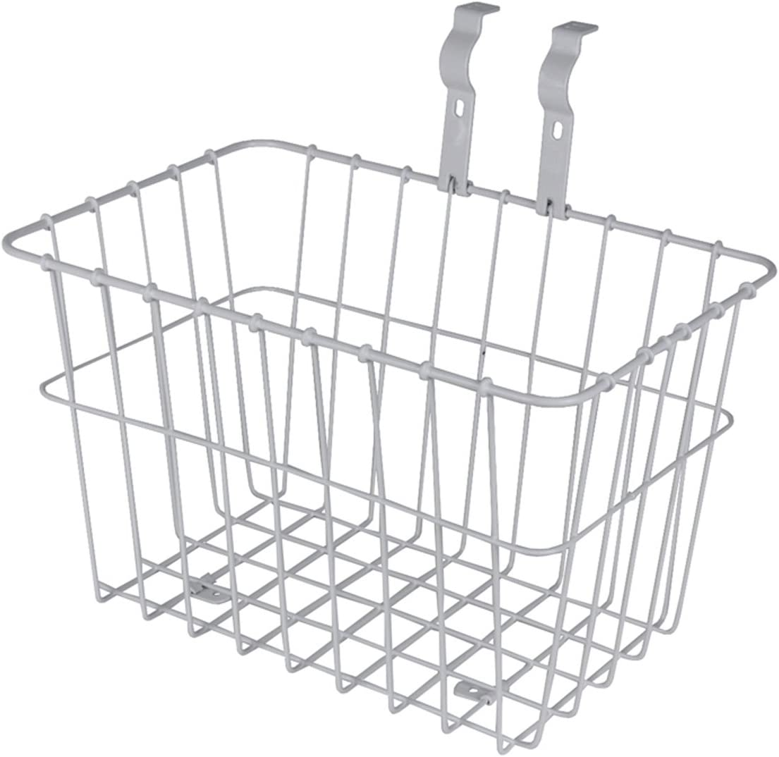 Silver Wald 1512 Front Basket with Adjustable Legs