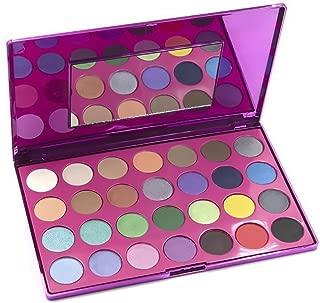 28 Color Cosmopolitan Eyeshadow Palette