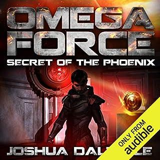 Secret of the Phoenix audiobook cover art