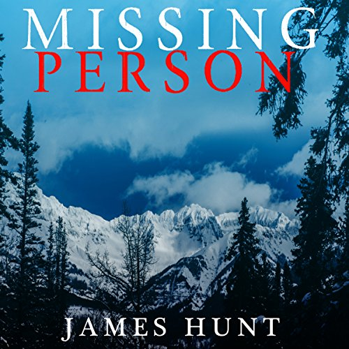 Missing Person: The Beginning audiobook cover art