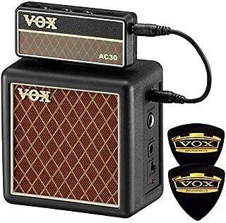 【限定VOXピック2枚付】VOX ヴォックス AP2-AC + AP2-CAB amPlug2 AC30 + 専用キャビネット/ミニアンプ