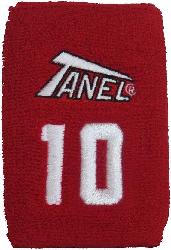 Tanel 360 Custom Baseball//Softball Wristbands #3 Black